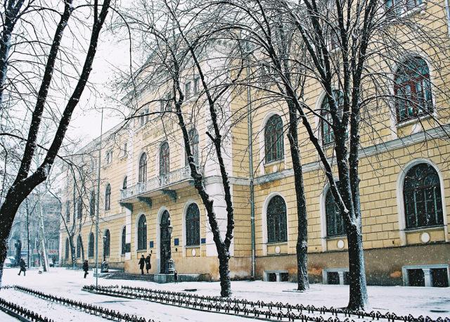 Одеський національний університет імені І.І. Мечникова (ОНУ) — Одеса
